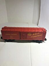 MTH Rail King O Scale Rolling Stock Union Pacific Box Car # 185519