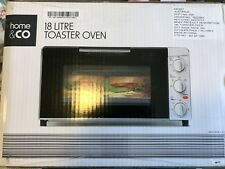 Kmart Home & Co 18 Litre Toaster Oven New And Sealed Unpacked