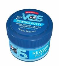 New V05 Extreme Style Matt Rework Putty  30ml Travel Size BARGAIN GREASE FREE