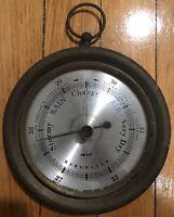 Vintage Swift & Anderson Barometer Boston USA