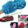 Super Mitt microfibra domestica Car Wash lavaggio guanto di pulizia Anti Scratch