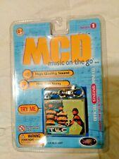 "TLC Music On The Go ""Unpretty"" Mini CD Keychain MCD Yaboom 1999 New"