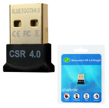 Bluetooth 4.0 mini Adapter Micro Dongle Stick USB High Speed V4.0 EDR