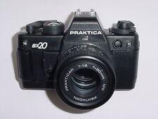 PRAKTICA BX20 35mm Film SLR Camera with PENTACON 50mm F/1.8 MC Lens *** Ex+++