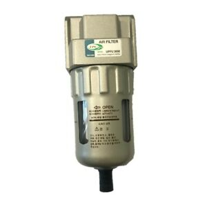 """TPC Coalescing Air Filter 0.01um 3/8"""" NPT Compressor Oil Separator UPFU3000-03-C"""
