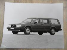 Foto Fotografie photo photograph VOLVO 740 GL Nr. 3 1986  SR1117