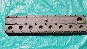 OEM 1940 Pontiac Straight 8 Cylinder Head 505176 ~ MAG OK ~