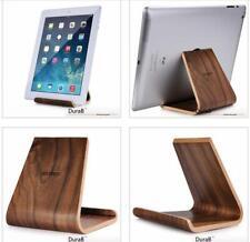 Samdi UNIVERSAL WOOD WOODEN DESK STAND HOLDER RACK FOR MOBILE  PHONE & TABLET PC