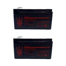 Neptune 12V 1.3Ah SLA Battery Replacement for Power-Core 100575 - 2 Pack