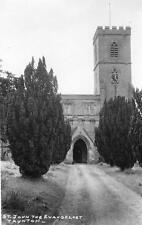 Taynton Church St John the Evangelist unused RP pc Frank Packer