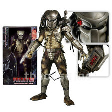 "19"" JUNGLE HUNTER figure PREDATOR led lights 1/4 SCALE serie CLASSIC MASKED neca"