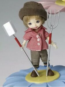 "NEW Tonner Wilde Weekend Secret Garden Hamish Little Gardener BJD LE/125 4"" Doll"