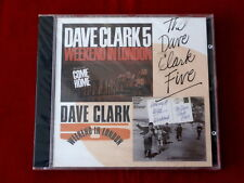 DAVE CLARK 5~ WEEKEND IN LONDON~ RARE~ SEALED~HAVING  A WILD WEEKEND  ~CD