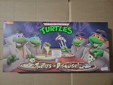 NECA TMNT Turtles In Disguise 4  Figure Pack Set Target Exclusive IN HAND!!