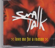 Small Talk-love Me For A Reason cd maxi single