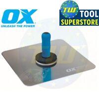 Ox Tools Plastering Hawk 13 x 13in Aluminium Plasterers Handboard 330mm P010513