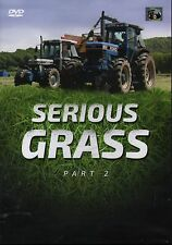 SERIOUS GRASS PART 2 TRACTOR BARN DVD 80s FORD TRACTORS GRASS HARVESTING