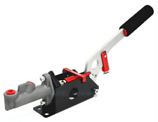 Red Hydraulic Handbrake Hydro Ebrake Drift Race Horizontal/Vertical 0.70