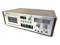 TECHNICS RS-671  Stereo Cassette Deck Vintage 1976 Refurbished Working Like NEW