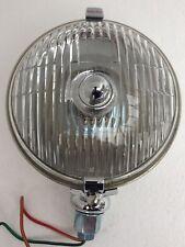 LUCAS SFT576 FOG LAMP CHROME RR JAGUAR MG MINI JENSEN ALVIS FORD ASTON MARTIN