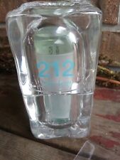 212 On Ice by Carolina Herrera  2.0 oz  EDT Women's perfume  Rare