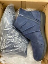 Ladies Cloudsteppers by Clarks Sillian Tana Ankle Boot in Box UK6e (Hospiscare)