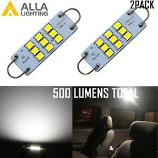 Alla Lighting 9-LED 561 Luggage Under Hood Work Loop Light Bulbs Lamps, White