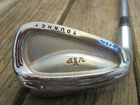 Macgregor VIP V-Foil Forged 1025-C Single 9 Iron Golf Club Left Hand Steel Shaft