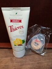 Young Living Thieves Aromabright Toothpaste and Floss Lot NEW Sealed