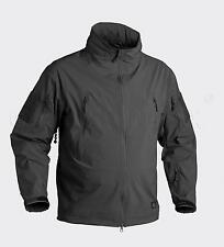 HELIKON TEX TROOPER LIGHTWEIGHT SoftShell Jacket JACKE black schwarz
