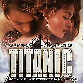 Various Artists : Titanic: Music from the Motion Picture CD
