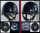 F OCCASION: Casque F1 Gendarmerie insigne or OU argent /Used French Blue helmet