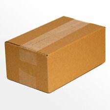 100 Faltkartons 200 x 150 x 90 mm Versand Karton Faltschachteln DHL Päckchen
