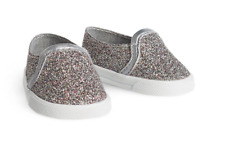 American Girl Sparkle Sneakers Doll Shoes NEW in box