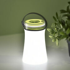 Portable Rechargeable LED Camping Lantern Outdoor Foldable Silicone Night Lamp