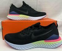 Nike Epic React Flyknit 2 BQ8928-003 Sapphire Men's size 9.5 Running Shoes