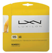LUXILON 4G 1.25 mm 16L Tennis Stringhe Set