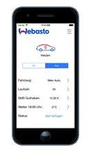WEBASTO 9032129A Thermo Call TC4 Entry Standheizung Handyfernbedienung NEU