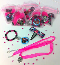 PRETTY MONSTER HIGH PARTY/GIFT/LOOT BAG FILLER FREE P & P ON 5 OR MORE ITEMS