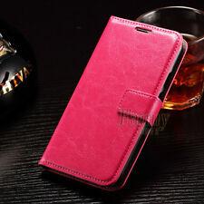 Flip Leather Wallet Case Cover for Motorola Moto G (3rd Gen),G3, XT1540 XT1550