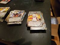 100 NARUTO TCG CCG RANDOM MYSTERY CARD Lot. Mostly 1st edition cards