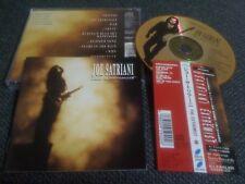 JOE SATRIANI / the extremist / JAPAN LTD GOLD CD OBI