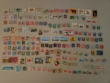 Denmark, France, Hungary + 9 More Countries Mixed Lot of Stamps