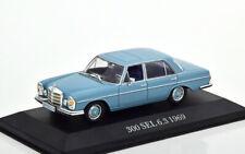 1:43 Premium Collectibles Mercedes 300 SEL 6.3 W109 1968-1972