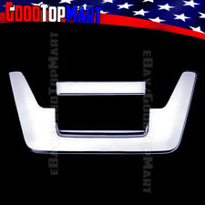 For Nissan FRONTIER 2005-2008 2009 2010 2011 2012 Chrome Tailgate Cover w/out KH