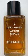 Chanel A GENTLEMAN'S AFTER SHAVE (POUR MONSIEUR) 118 ml 4 fl oz VINTAGE