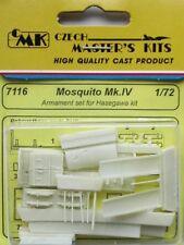 CMK 1/72 De Havilland Mosquito Mk.IV Juego de armamento Hasegawa #7116