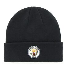 Manchester City Ufficiale Bronx Navy Cappello Crested gratuito (UK) P + P