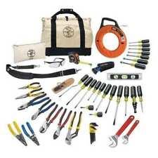 Klein Tools 80141 General Hand Tool Kit,No. of Pcs. 41