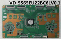 Original T-con Board VD_5565EU22BC6LV0.1 For TV